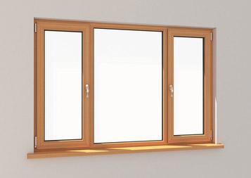 Pose de Fenêtre bois